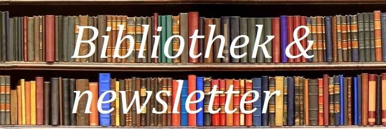 Bibliothek & newsletter